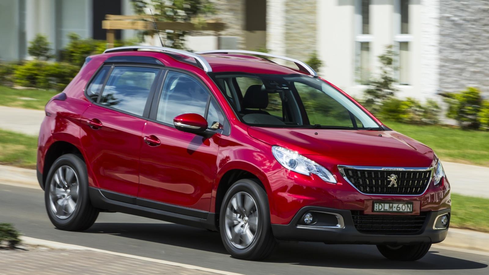 Peugeot 2008 2013 фото