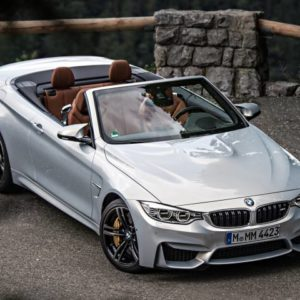 Обзор BMW M4 Convertible 2015