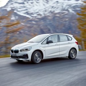 Обзор BMW 2-Series Active Tourer