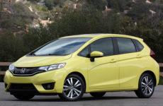 Обзор Honda Fit 2015