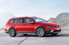 Обзор Volkswagen Golf Alltrack 2015