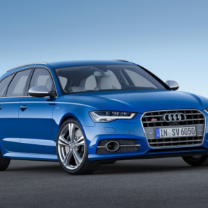 Обзор Audi A6 Avant 2015
