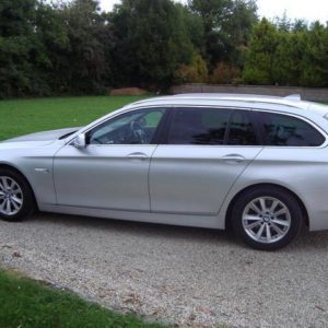 Обзор BMW 520d Touring 2015