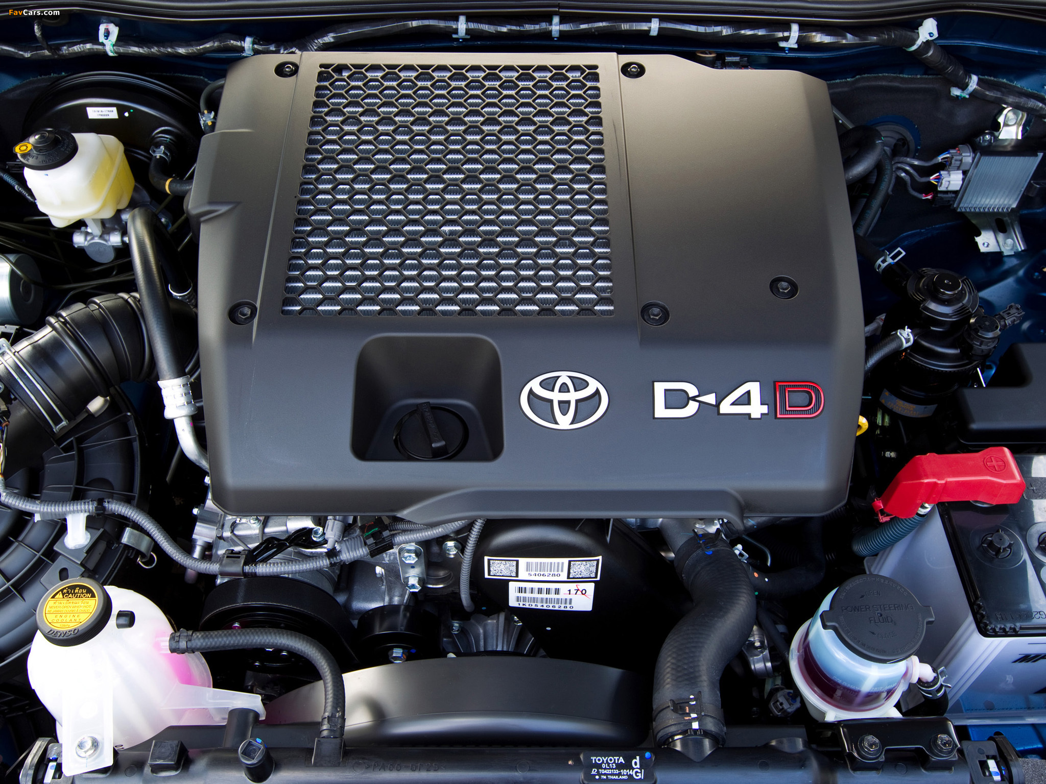 Двигатель D-4D