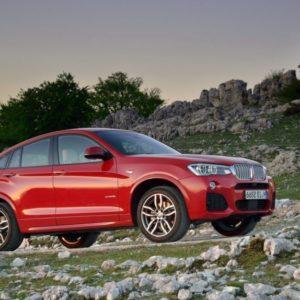 Обзор BMW X4 2015