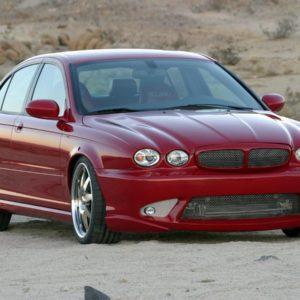 Обзор Jaguar X-type 2009