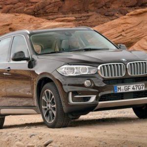 Обзор BMW X5 2014