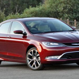 Обзор Chrysler 200 2015