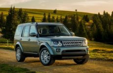 Обзор Land Rover Discovery 2013