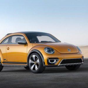 Обзор VW Beetle Dune Concept