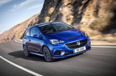 Обзор Opel Corsa OPC 2016