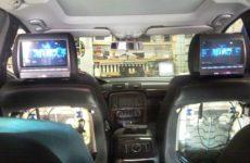 Монитор для автомобиля