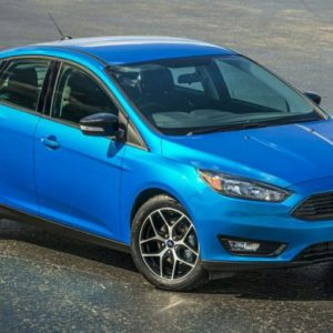Обзор Ford Focus Sedan 2015