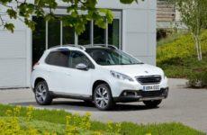 Обзор Peugeot 2008 2013