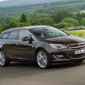 Обзор Opel Astra Sports Tourer