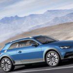 Обзор Audi Allroad Shooting Brake Concept
