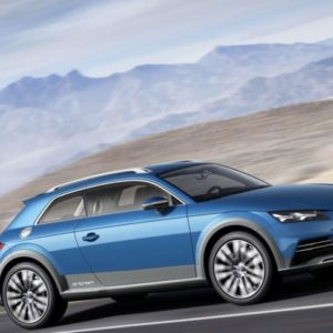 Обзор Audi Allroad Shooting Brake Concept