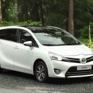 Обзор Toyota Verso 2014