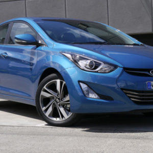 Обзор Hyundai Elantra 2013