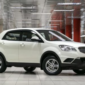 Обзор SsangYong Actyon 2013