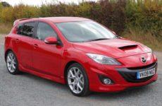 Обзор Mazda 3 MPS