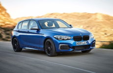 Обзор BMW 1-Series 2016