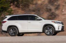 Обзор Toyota Highlander 2011