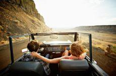 Топ 8 авто для путешествий летом 2018