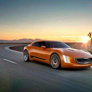 Обзор Kia GT4 Stinger Concept