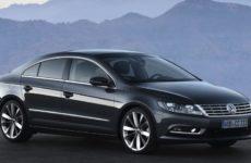 Обзор Volkswagen Passat CC 2013