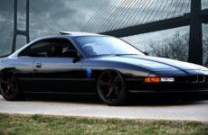 Обзор тюнинга купе BMW 850i