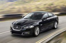 Обзор Jaguar XF R-Sport Black