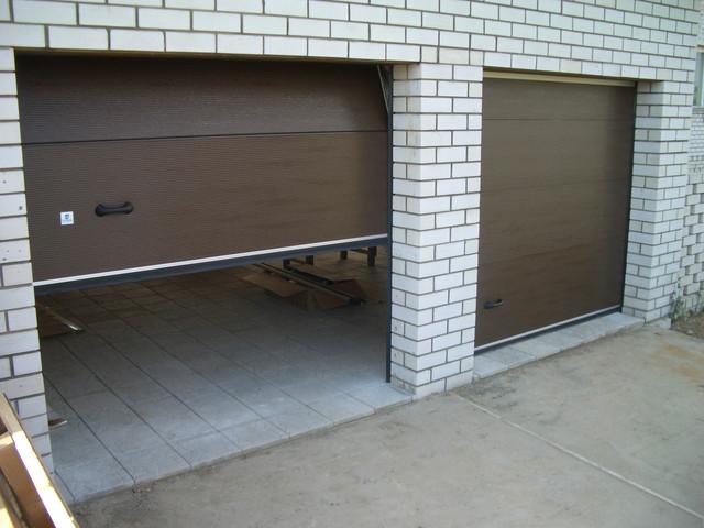 Советы по выбору гаражных ворот