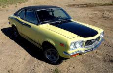 Mazda RX 3 Savanna 1973: Вечно молодые