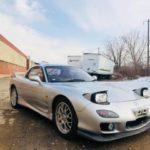 Обзор автомобиля Mazda RX 7 FD3S Silver: Тюнинг