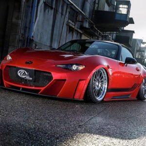 Mazda Miata: Тюнинг – покой нам только снится
