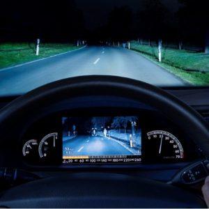 Сложности вождения автомобиля в темное время суток
