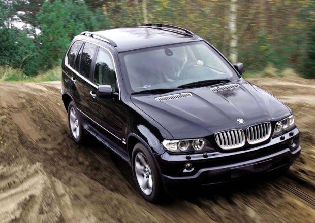 Обзор BMW Х5 2006 года выпуска