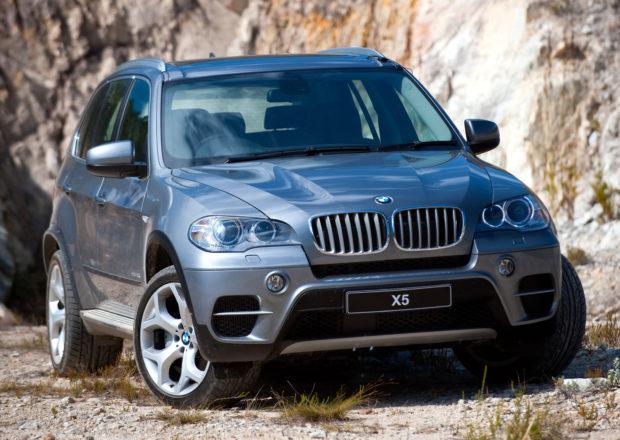 Обзор BMW Х5 2010 года выпуска