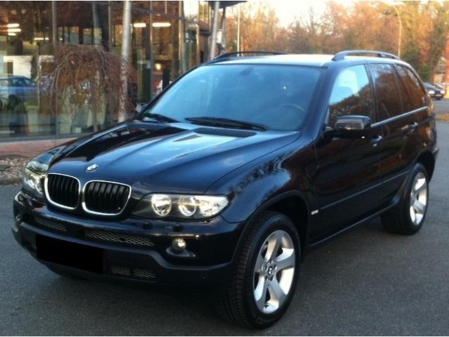 Помощь в выборе автомобиля BMW X5